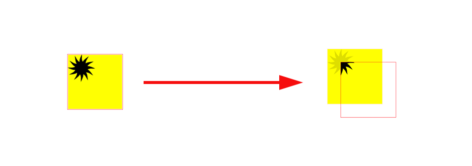 SVG viewBox 修改前后对比