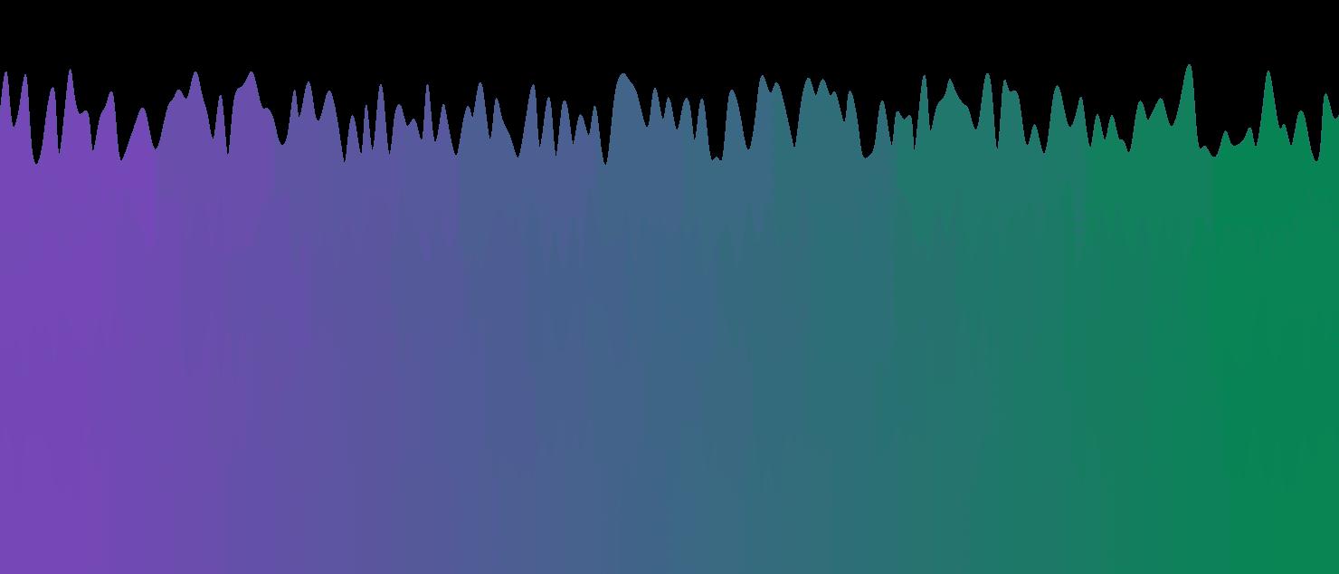 4 层渐变色波浪图,高密度,高逼格