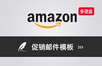 亚马逊专业促销邮件(多语言版)